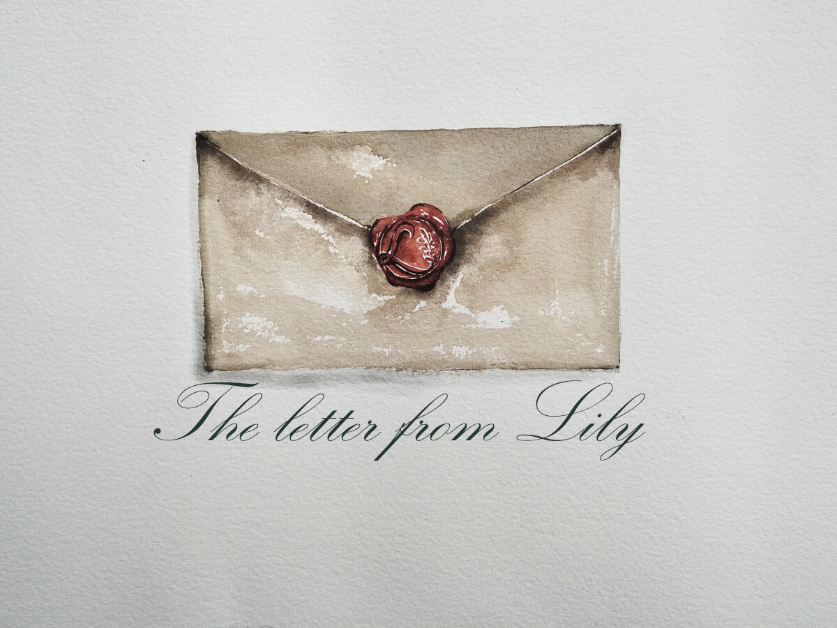 The letter from Lily